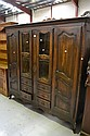 French Louis XV armoire