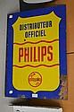 Enamel plate Philips