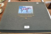 Notable New Zealand Thoroughbreds book in original