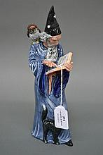 Royal Doulton 'The Wizard' HN2877 figure, 25 cm
