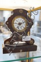 Antique Small French mantel clock
