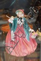 Royal Doulton figure Lady Charmaine HN1949. 20cm