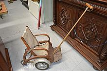 Unique French 1930s French Childs cart
