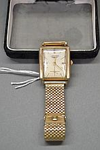 Longines Art Deco Men's mechanical wind gold