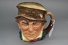 Royal Doulton Paddy character jug