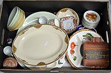Assortment of China