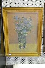 Unidentified, Still life vase of flowers, 41 x 29
