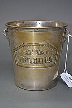 A rare size Art Deco 'Moet & Chandon'
