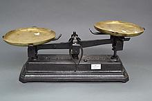 Set of Antique French scales
