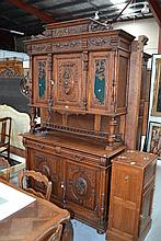 Antique French Henri II buffet