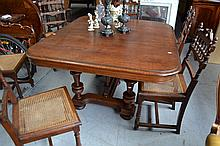 French Henri II table