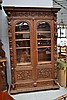 Impressive antique French carved oak Renaissance
