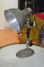 Industrial light/heater, approx 51cm H