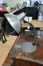 Industrial desk lamp 'Watvic', approx 52cm H