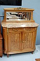 Fine French Louis XVI Parquetry sideboard, with