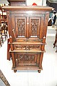 French Gothic style cabinet