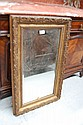 Old gilt mirror