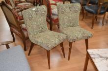 Pair of 1960's side chairs (2)