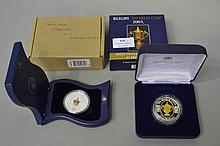 Her Majesty Queen Elizabeth II Golden Jubilee of Coronation 1953-2003 silve