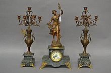 Antique French figural