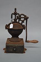 Antique Peugeot cast iron grinder