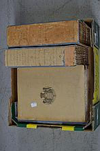 Complete set of books, four volumes
