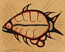 Norval Morrisseau RCA (1932-2007)