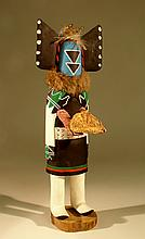 Native American Kachina Doll, circa 1970 .