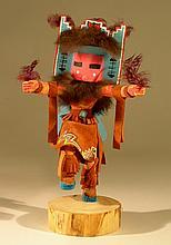 Kachina Doll - Navajo circa 1970's