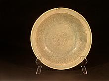 15th C. Sawankhaloke Serving Dish
