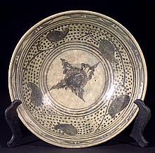 15th Century Sawankhaloke Stoneware Bowl