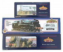 3 Bachmann Model Railways OO gauge locomotives. A