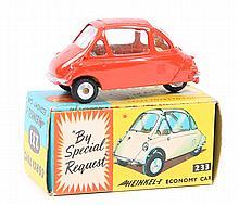 Corgi Toys Heinkel Economy Car (233). An example i