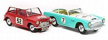 2 Corgi Toys. A B.M.C. Monte Carlo Mini Cooper 'S'
