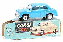 Corgi Toys Morris Cowley Saloon (202). An example