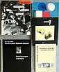 Lot of 5 Bauhaus Books Catalogs