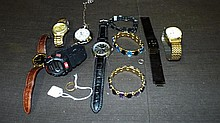Mixed Jewelry and Costume Jewelry Lot.