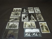 Lot of Indian Related Real Photo Postcards