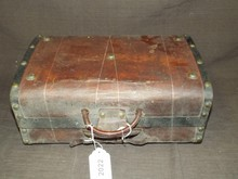 Civil War Era Travel Bag