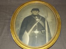 Civil War Image. Identified.