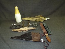 Lot of Assorted Civil War Era Items