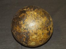Civil War Era Cannon Ball