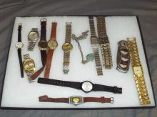 Costume Jewelry & Watches.