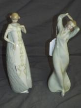 Royal Doulton. Reflections. Lot of  2.