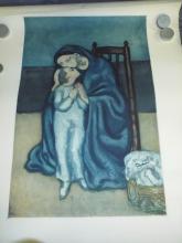After Picasso by Jacques Villon, Aquatint