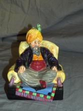 Royal Doulton Figurine. Abdullah.