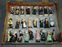 (25) Royal Doulton Figurines. Dickens Series.