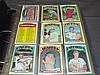 1972 Topps Baseball Near Complete Set.