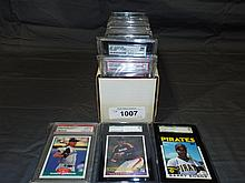Mixed Graded Superstar Sports Lot