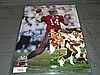 (2) Signed NFL Football Photos